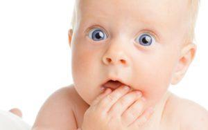 Молочница у малыша во рту комаровский