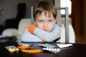 От чего бывает стоматит у детей