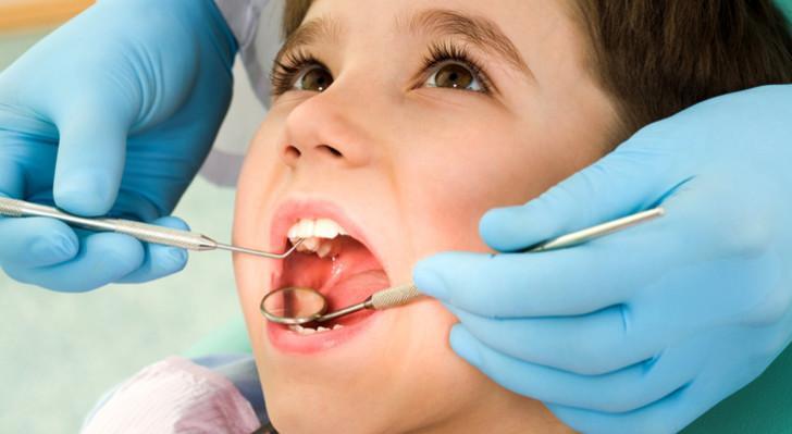 Зубов а также герметизация фиссур